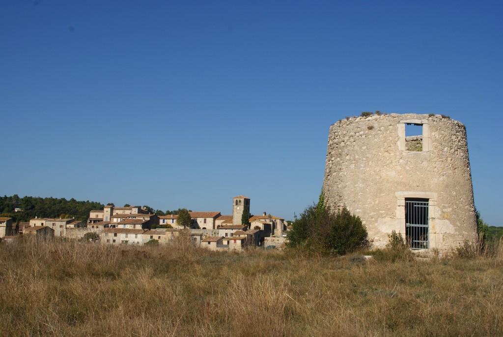 Moulin d'Aragon